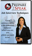 Job Interview Techniques DVD
